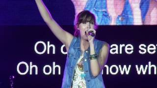Francesca Battistelli - We Are The Kingdom - Disney's Night of Joy Saturday 2013
