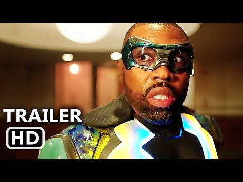 BLACK LIGHTNING Official Trailer (2018) Superhero TV Show HD
