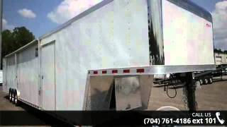 2006 PACE AMERICAN 48 ft Enclosed - Trailers of the East ...