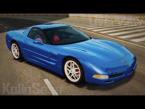Chevrolet Corvette C5 2001 EPM