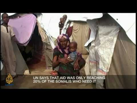 Inside Story - Somalia's food aid theft