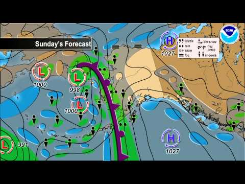May 16, 2015 Alaska Weather Daily Briefing