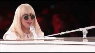 Lady Gaga - You've got a friend(Carole King Tribute) -HQ