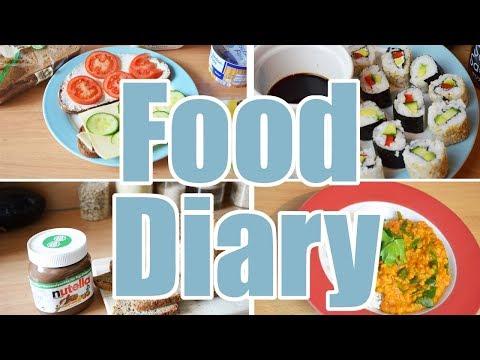 ERNÄHRUNG IN DER SCHWANGERSCHAFT | 2 TAGE FOOD DIARY