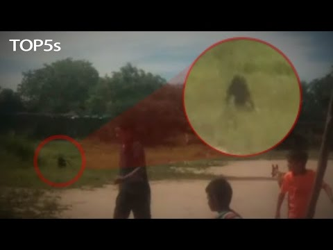 5 Creepy & Incredibly Mysterious Videos That Need An Explanation
