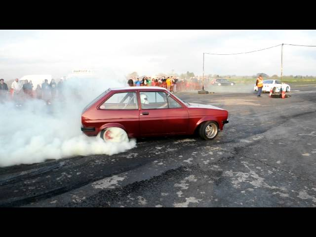 Charlie's Final Burnout