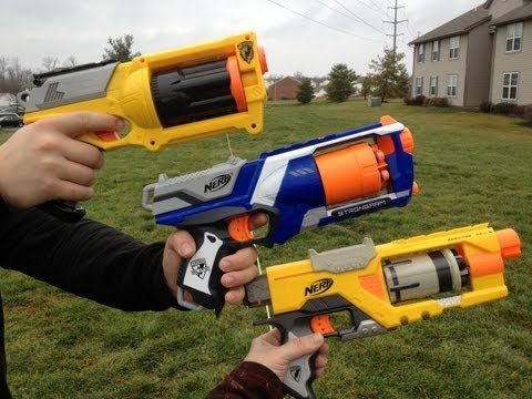 RANGE TEST: Strongarm vs Maverick vs Spectre