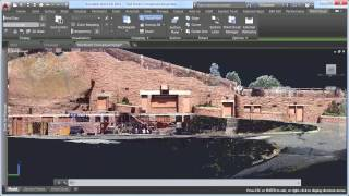 AutoCAD 2016 - Point Clouds