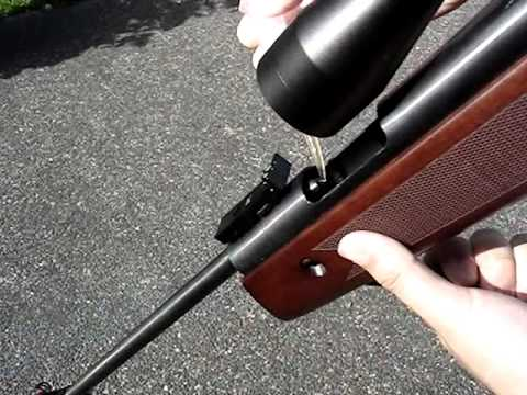 Dieseling Motor Oil in a Tech Force 97 Air Rifle to boost muzzle energy
