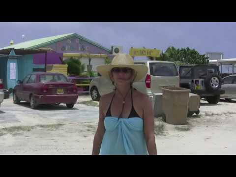 St. Martin - Orient Beach video