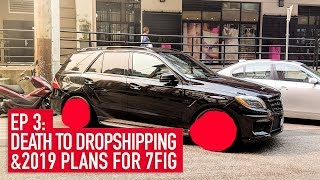 EP 3: Gabe & Tyler : 2014 ML63 : 2019 Plans & the END of Shopify Drop Shipping