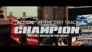 Champion: Action At The Dirt Track
