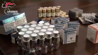 Un milione di euro di sostanze illegali, maxi-sequestro a Corigliano d'Otranto -  Leccenews24