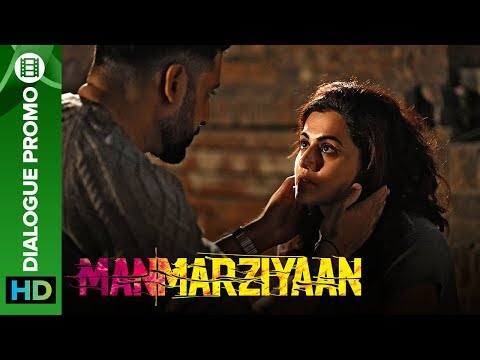 Does Rumi really want to be with Robbie? | Manmarziyaan | Dialogue Promo | Abhishek, Taapsee, Vicky