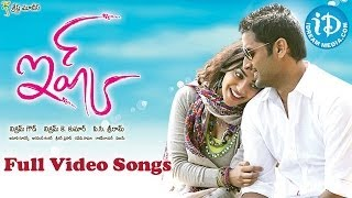 Ishq - Ishq Movie Songs | Ishq Telugu Movie Songs | Nitin | Nithya Menon