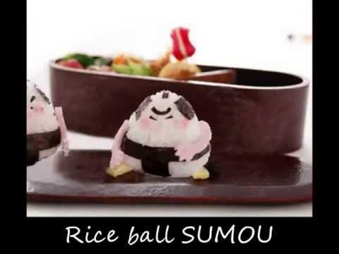 【キャラ弁アニメ】土俵入り Sumo Rice Ball Ring Entrance Ceremony