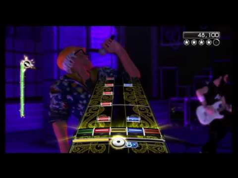 [RBN] Flight Of The Conchords - The Most Beautiful Girl (In The Room) Expert Guitar 100% FC.avi