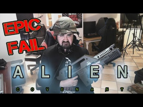 Alien: Covenant ANGRY Review - ANGRY RANT!