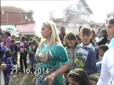 stefan i danijela 1-deo grejana rakija 27.10.2014,,studio beko,, leskovac