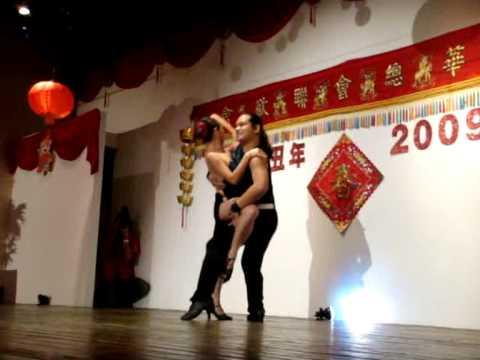 2009 Saipan Chinese New Year Party Rumba by Jolina & Allan