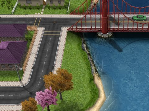 The Sims Freeplay - Step by Step Custom Built Homes from the Ground Up
