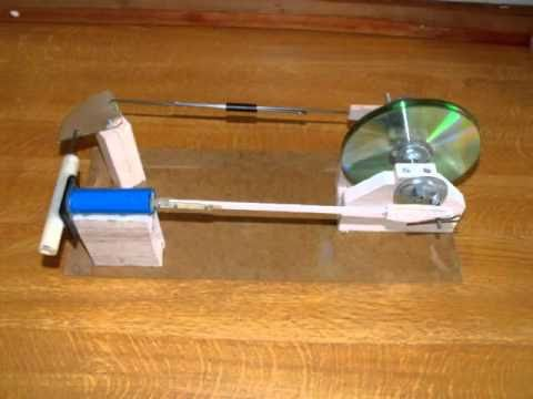 Steam Engine made from junk + PLANS!! (Now 2 sets of plans)