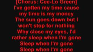 Watch Dj Khaled Sleep When I