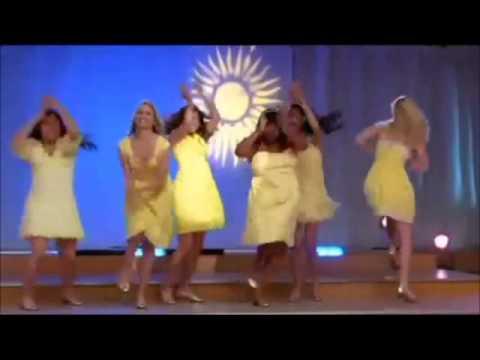 Glee Cast - Halowalking On Sunshine