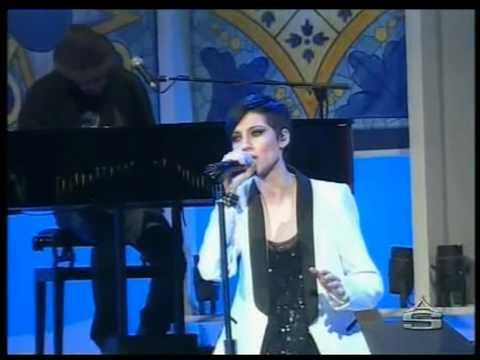 Antonella Lo Coco Live @ Antenna Sicilia – Disincanto