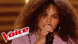 Manoah Man Down Rihanna The Voice France 2017 Blind Audition