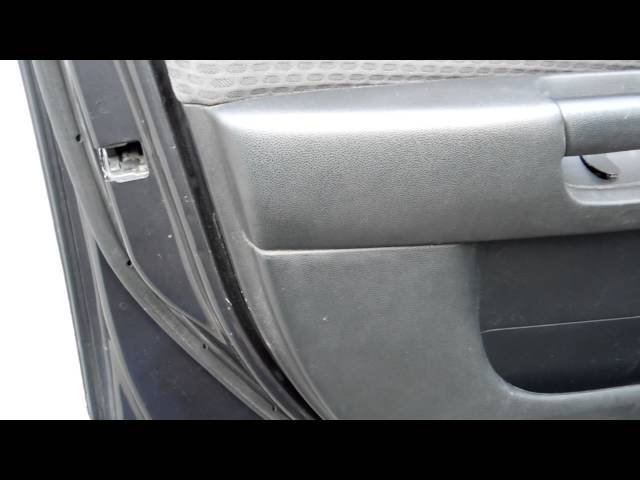 how to remove door skin pannel and install or replace ...