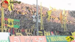 ARIS vs Olympiakos Volou 2-1 ...in hell of Vikelidis