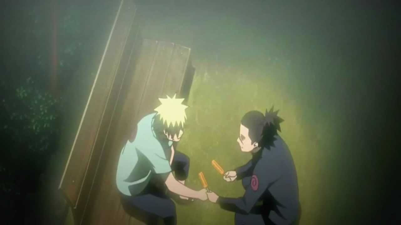 what episode does jiraiya meet pain