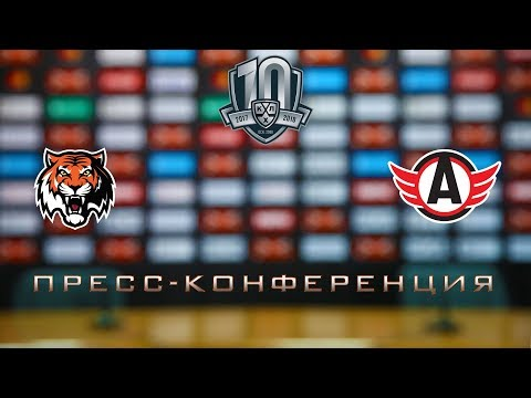 04.10.2017 / Amur - Avtomobilist / Press Conference
