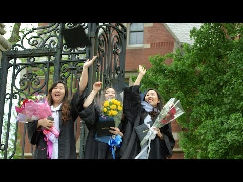 Smith College 2014 Commencement Highlights