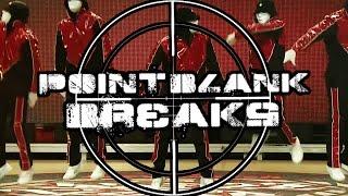 Teledysk: Jay Roc & Jakebeatz - Point Blank Breaks feat. DJ Platinum