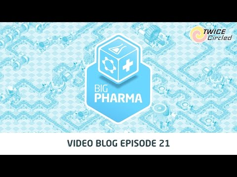 Big Pharma Vlog #21 - Drug Packer and Industrial Espionage
