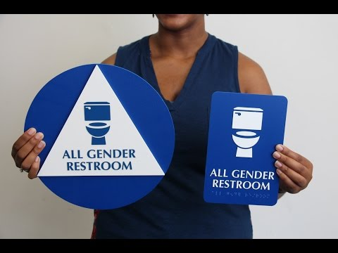Why do we need all-gender bathroom signs? | Mashable