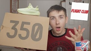 I Went Sneaker Shopping At LA Flight Club! BUYING and UNBOXING YEEZY BOOST 350 V2