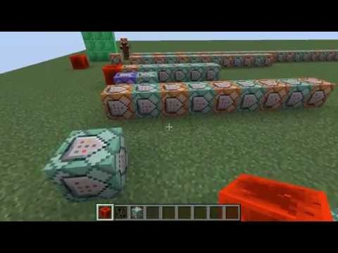 Learning Minecraft Command Block Programming, Part 7 - Time delays