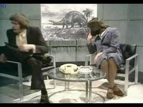 Monty Python - Theory on Brontosauruses by Anne Elk (Miss). Video