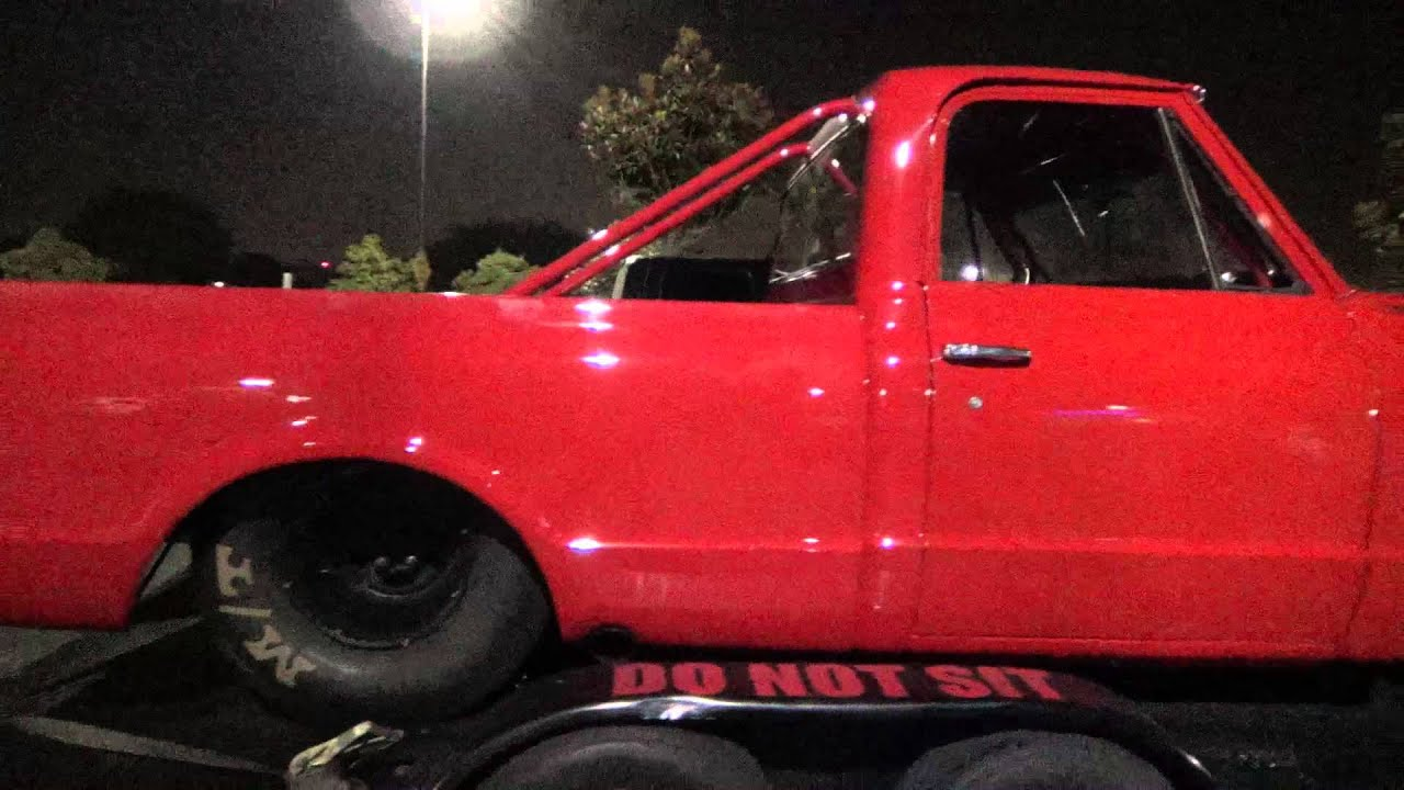 Badass Chevrolet C10 Youtube