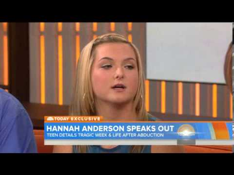 Watch Kidnapped: The Hannah Anderson Story (2015) Online Free Putlocker