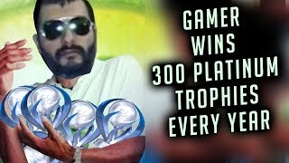 PS4 FAN EARNS 300 PLATINUM TROPHIES A YEAR, GTA5 HACKERS INVADING SINGLEPLAYER GAMES?, & MORE