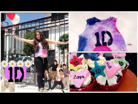 Celebra Conmigo El Aniversario De One Direction ♡ video