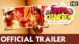 Download Bibaho Diaries Official Trailer | Ritwick Chakraborty, Sohini Sarkar, Kamalika | Mainak Bhaumik 3Gp Mp4