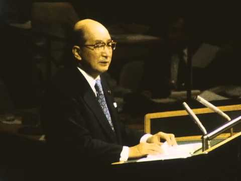 Excerpt from speech by Minister for Foreign Affairs at the 31st UN General Assembly (1976)