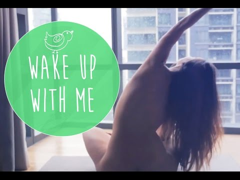 WAKE UP WITH ME IN MALAYSIA ♥