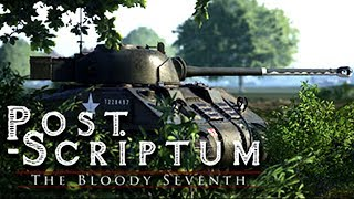 Post Scriptum Gameplay - My First Full Round and First Win!