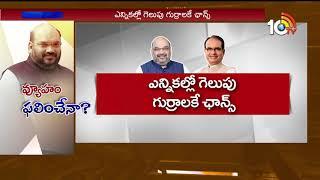 వ్యూహం ఫలించేనా...| Special Story On Madhya Pradesh Election Poll News